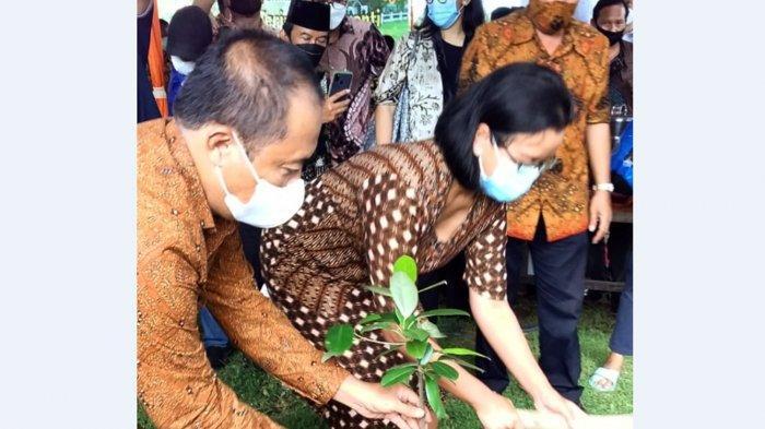2 Putri Kraton Yogyakarta Hadiri Peringatan Perjanjian Giyanti di Karanganyar
