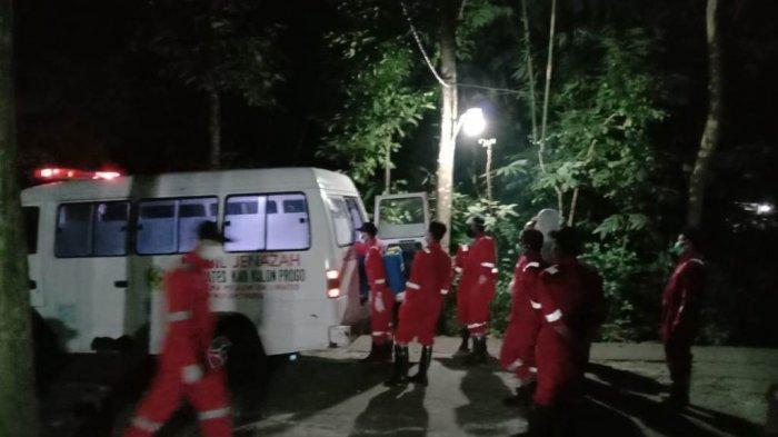 BREAKING NEWS : 23 Hari Hilang, Jasad Seorang Kakek di Kulon Progo Ditemukan di Kebun