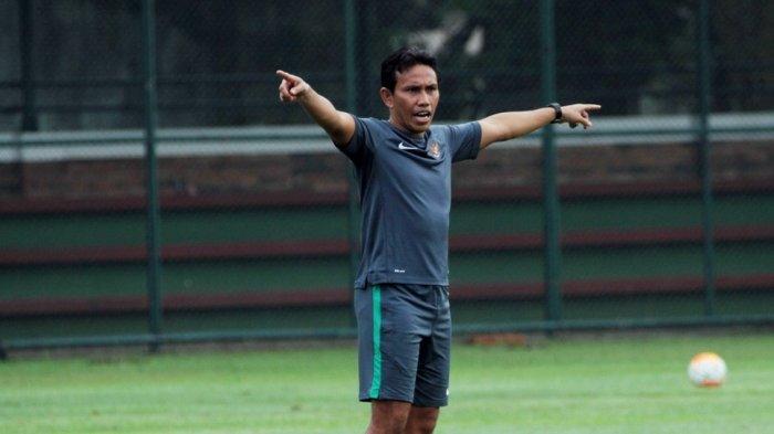 26 Pemain Dipanggil TC Timnas U-16 Indonesia di Yogyakarta