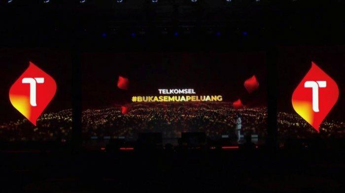 26 Tahun Hadir di Indonesia, Telkomsel Kini Punya Logo Baru yang Futuristik