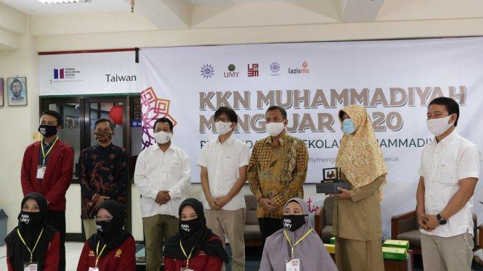 276 Mahasiswa UMY Ikuti KKN Muhammadiyah Mengajar Berbasis IT