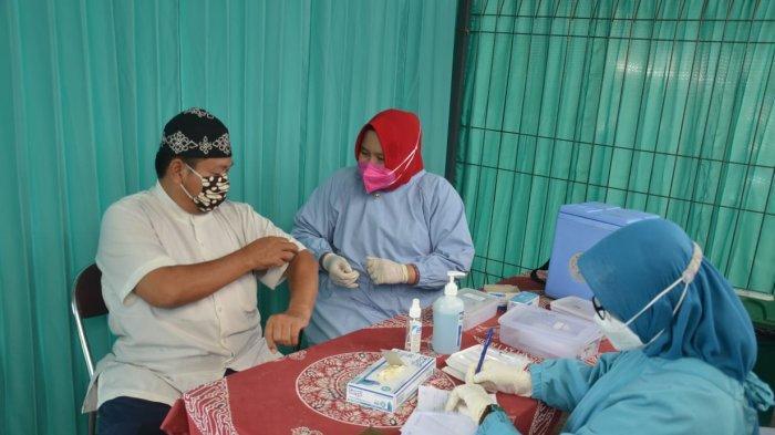 28 Wartawan di Kabupaten Klaten Jalani Vaksinasi Covid-19