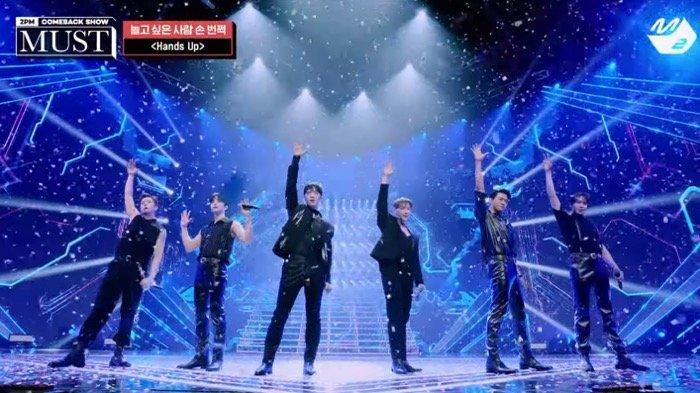 2PM lantunkan lagu 'Hands Up' versi 2021