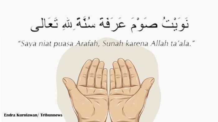 Berikut Niat Puasa Sunah Menjelang Idul Adha: Puasa Dzulhijjah, Tarwiyah dan Arafah.