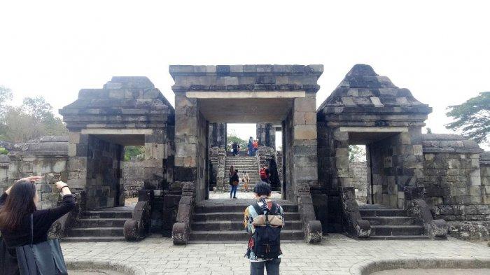 3 Spot Instagramable dan Menarik di Situs Candi Ratu Boko