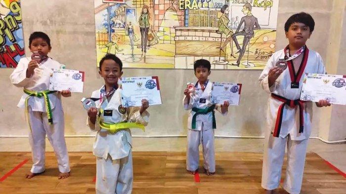 4 Atlet FST Raih Medali dalam Kejuaraan Unhan Multisport Championship