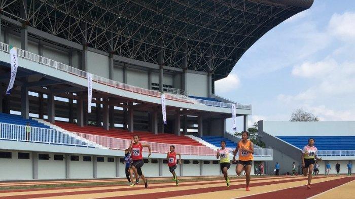 400 Atlet Ambil Bagian di Kejuaraan Atletik BPD DIY Championship ke-4
