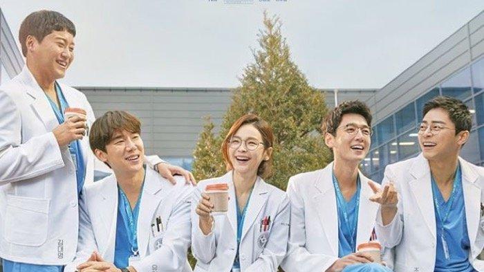 5 Drama Korea (drakor) Populer di Korea Selatan, Dari Itaewon Class Hingga Hospital Playlist