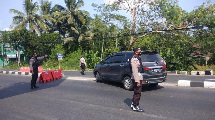 6 Hari Larangan Mudik, 993 Kendaraan Diputar Balik di Jalur Magelang - Yogyakarta
