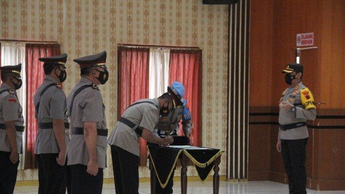 7 Kapolsek di Wilayah Hukum Polres Klaten Berganti
