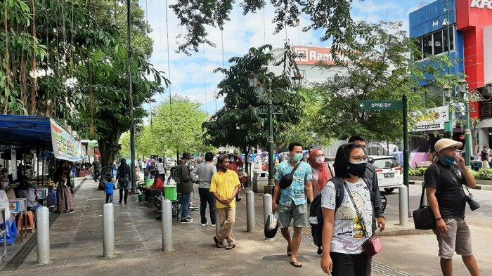 70 Persen Wisatawan di DI Yogyakarta Tak Bisa Tunjukkan Surat Negatif Antigen Saat Dirazia Petugas
