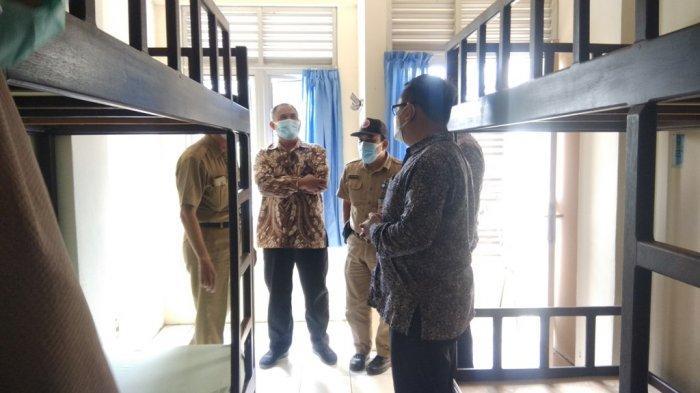 72 Kamar Isolasi di Shelter Rusunawa UII Siap Tampung Pasien COVID-19