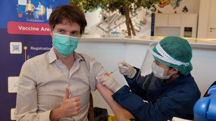 75% Karyawan XL Axiata Sudah Vaksin