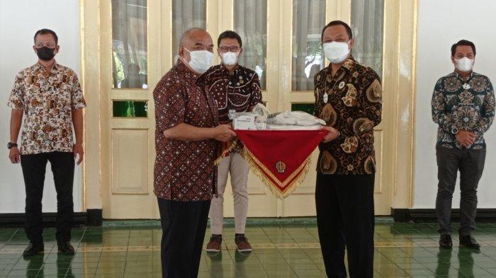 9 Hotel Isoman di DI Yogyakarta Dapat Dukungan Alat Kesehatan dari Pemda DIY