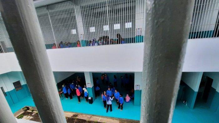 99 Warga Binaan di Lapas Perempuan dan Rutan Kelas II B Wonosari Dapat Remisi Idulfitri