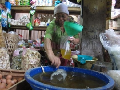 Pasar di Magelang Wajib Libur Satu Hari Tiap Pekan