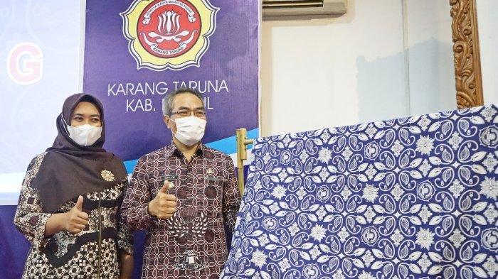Karang Taruna Kabupaten Bantul Berinovasi dengan Mendesain Batik Sawo Kecik