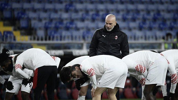 AC MILAN: Mimpi Stefano Pioli Merasakan San Siro Baru Bersama Rossoneri