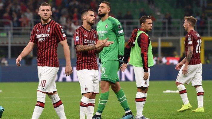 AC Milan Lagi-lagi Gagal Raih Kemenangan bersama Pelatih Stefano Pioli, Zona Degradasi Kian Dekat