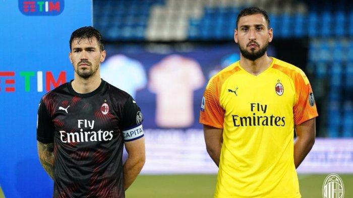 AC MILAN: Milanisti, Rossoneri Terancam Kehilangan Kapten dan Wakil Kapten Lho!