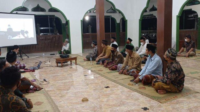 KPH Yudanegara Gelar Jagongan Kalurahan di Masjid Darusaalam Kulon Progo