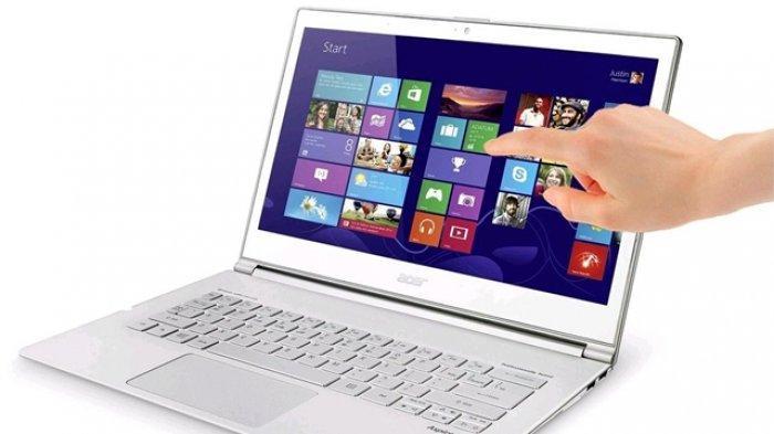 Deretan Laptop Layar Sentuh Murah Yang Bisa Kamu Beli Di Akhir Tahun Halaman All Tribun Jogja