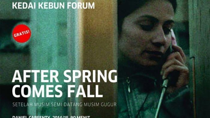 Agenda: Malam Ini, German Film Club Gelar Nobar di Kedai Kebun Forum