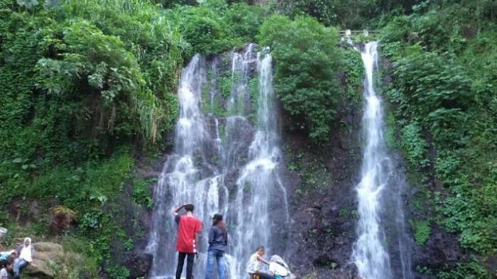Air Terjun Jagir, Tempat Mandi Bidadari Banyuwangi