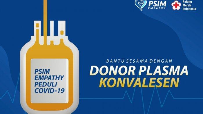 Bantu PMI Kota Yogyakarta, PSIM Ajak Masyarakat Donor Plasma Konvalesen