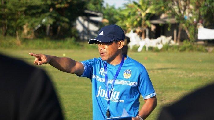 Jelang Lawan Persatu, Aji Santoso Berharap Pemain PSIM Yogyakarta Cepat Beradaptasi