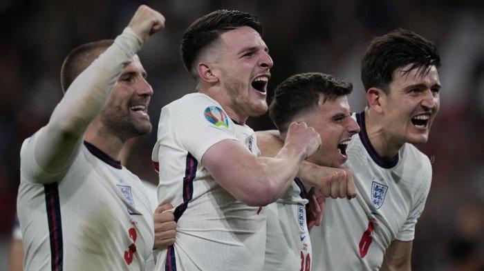 Akhir Cerita Tiga Pemain MU di Final Euro 2020, Maguire, Rashford dan Luke Shaw