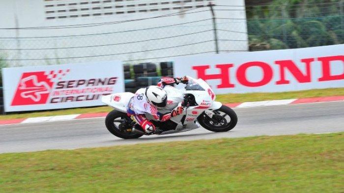 Catat Hasil Positif di Seleksi Asia Talent Cup 2020, Tiga Pebalap Astra Honda Lolos Musim Depan