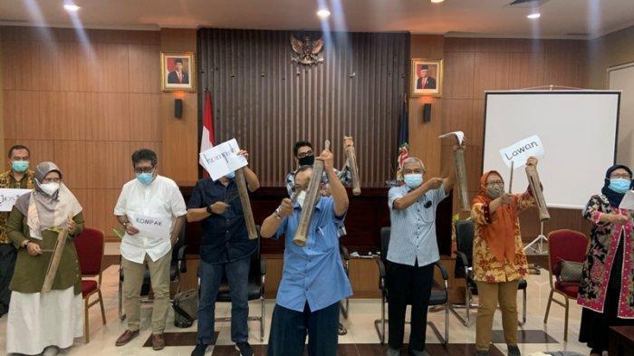 Aktivis di Yogya Desak Presiden Jokowi Segera Bersikap Soal Pemecatan 51 Pegawai KPK
