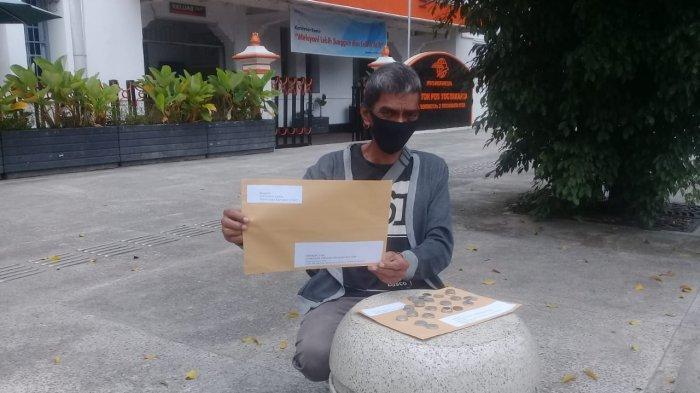 Aktivis Jogja Corruption Watch (JCW) Surati KPK, Minta Audit Investigasi Stadion Mandala Krida