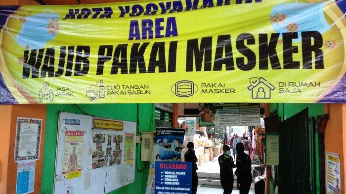 Setelah Tutup Tiga Hari, Aktivitas Pasar Kranggan Normal Kembali