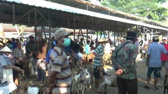 Warga Gunungkidul Diizinkan Menyembelih Hewan Kurban Secara Mandiri Saat PPKM Darurat