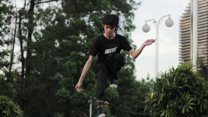 Mengenal Komunitas Yoyo di Yogyakarta: Yoyo Gank Jogja
