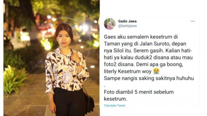VIRAL Wisatawan Kesetrum di Pedestrian Jalan Suroto, Pemkot Yogyakarta: Ada Kabel Terkelupas