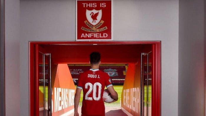 Alasan Liverpool Pilih Diogo Jota Dibandingkan Pemain Lain, Bocoran Klopp