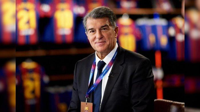 Alasan Presiden FC Barcelona Joan Laporta Ultimatum Ilaix Moriba
