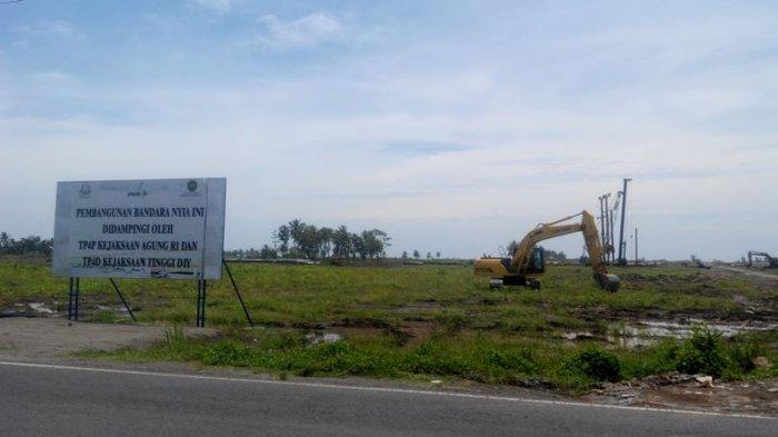 Pasca Rekomendasi ORI, Warga Penolak Bandara Geram Pembersihan Lahan Tetap Dilakukan