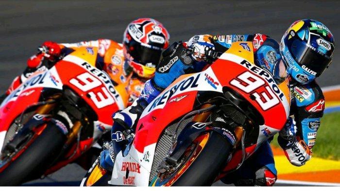 LINK Live Streaming Trans7 MotoGP San Marino Malam Ini, Pembalap Honda Kesulitan Taklukan RC213V