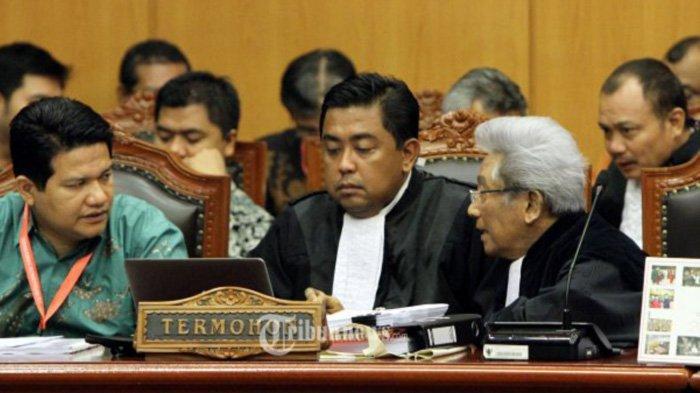 Pernah Kalahkan Prabowo, Ini Sosok Ali Nurdin yang Kembali Dampingi KPU dalam Sidang di MK