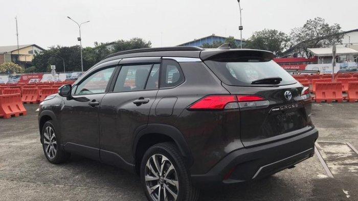 SUV All New Corolla Cross Resmi Mengaspal di Indonesia