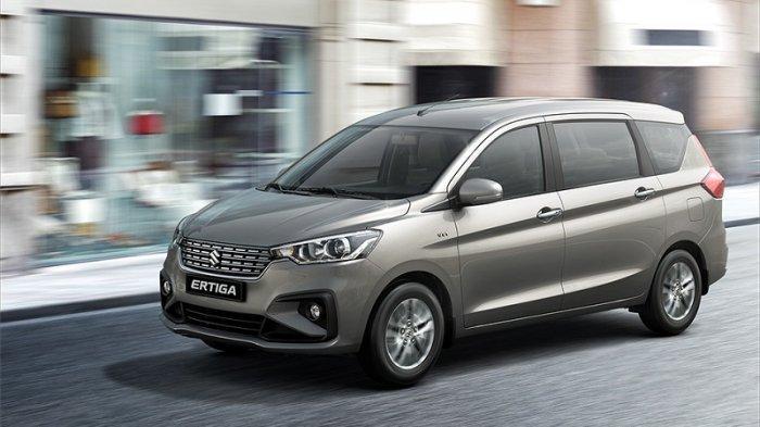 """PT Suzuki Indomobil Sales (SIS) meraih penghargaan """"Best Cabin Insulation"""" untuk All New Ertiga pada ajang Indonesian Car of The Year (ICOTY) 2018."""