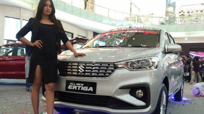 Mulai Harga Rp 120 Jutaan, Bawa Pulang Low MPV Suzuki Ertiga Bekas Keluaran 2014 hingga 2019