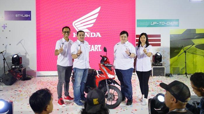 Astra Motor Yogyakarta Resmi Perkenalkan Generasi Terbaru Honda BeAT eSP
