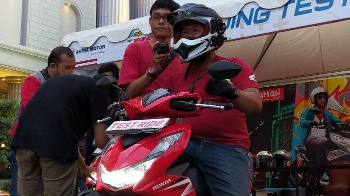 All New Honda BeAT Hadir di Yogyakarta