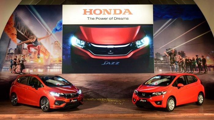 New Honda Jazz,  berhasil menjadi market leader dengan mendominasi penjualan di kelas hatchback sebesar 2.873 unit atau penguasaan pasar mencapai 50%