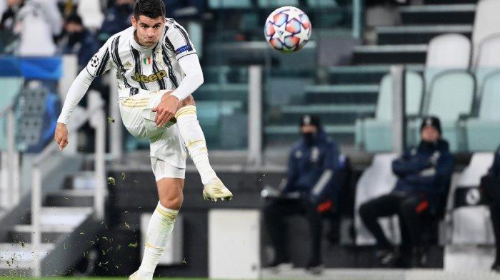 Update Skor Juventus vs Genoa: GolKulusevski dan Morata - Link Siaran Langsung di TV BeIN SPORTS 2